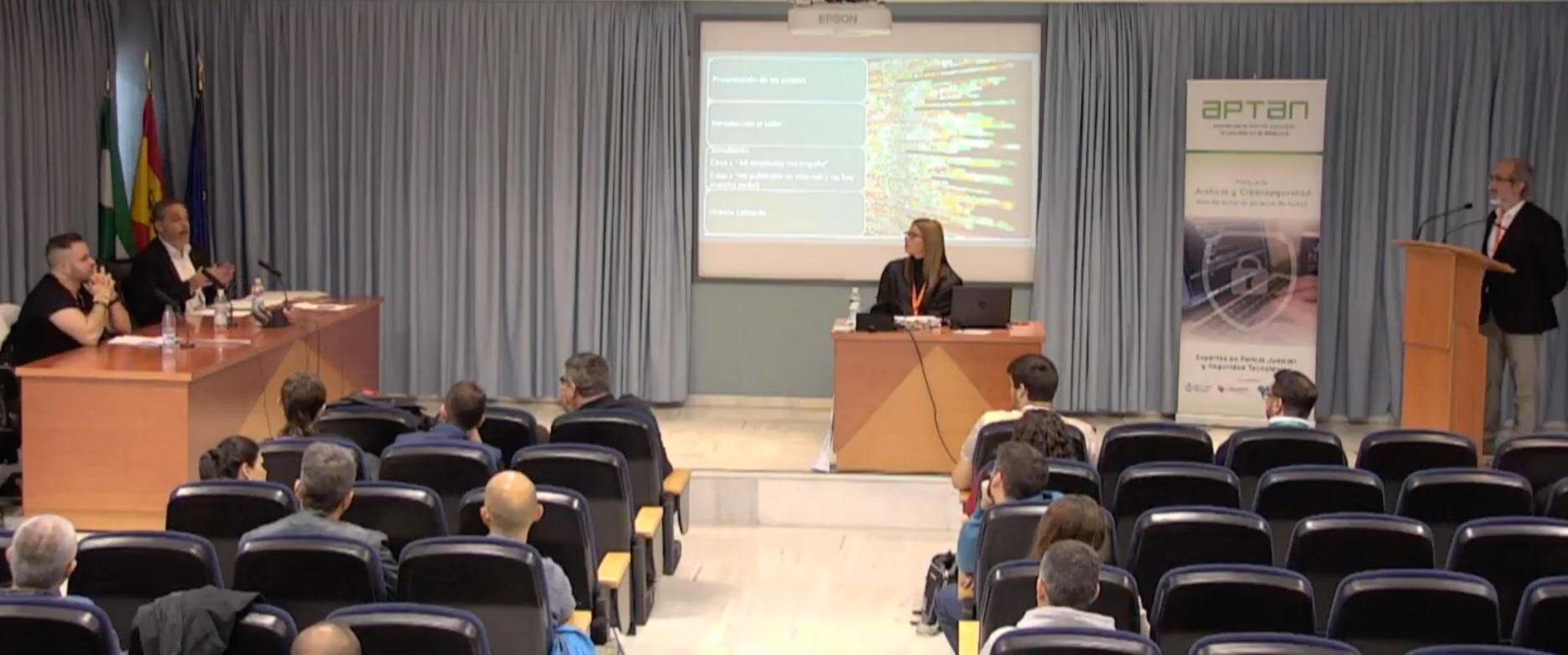 Simulación de un juicio con peritos tecnológicos - Sec admin 2017