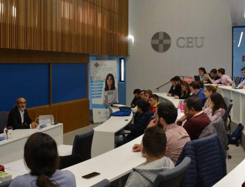 Taller en la CEU Andalucía sobre la prueba digital y la investigación tecnológica