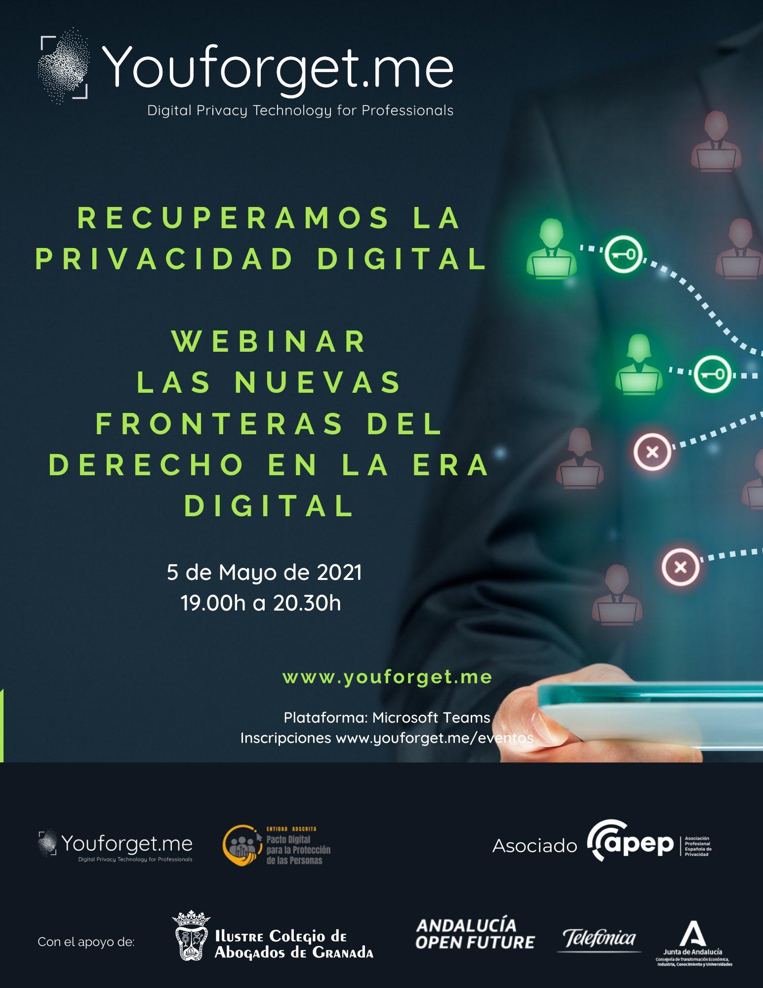 Las nuevas fronteras del derecho en la era digital