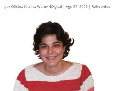 Entrevista con Chari Tíscar